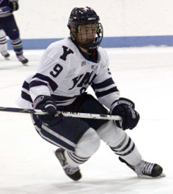 Freshman Brian O\'Neill has eight goals this season.
