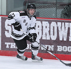 Brown sophomore Jack Maclellan scored the only goal of last week\'s Game 3 clincher against Yale, and it came shorthanded.