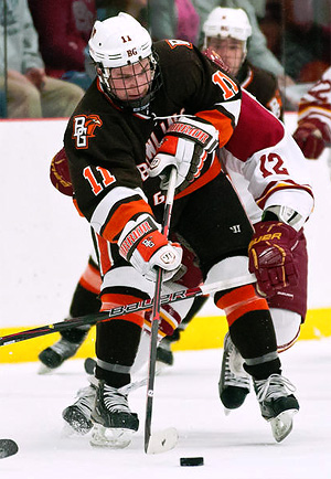 Bowling Green\'s Dan DeSalvo has been the story of the postseason with 10 goals. (photo: Todd Pavlack / Ay-Ziggy-Zoomba.com)