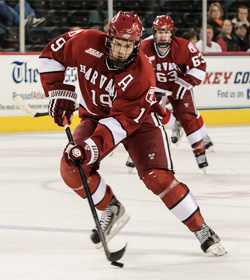 Alex Killorn and Harvard humbled the Big Red in the semifinals (photo: Adriano Manocchia)