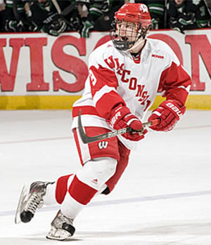 Mark Zengerle is a First Team All-CHN Preseason pick and a Hobey Baker Award candidate.
