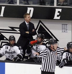Providence coach Nate Leaman is quite happy with his team\'s 4-0-1 start.