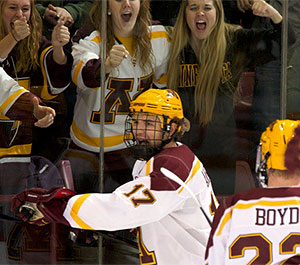 NCAA: CHN's Team Of The Week: Minnesota