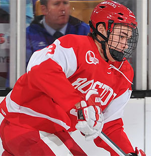 Hockey East: BU Back In Business - Eichel Leads Talented Group That Help Rejuvenate Terriers
