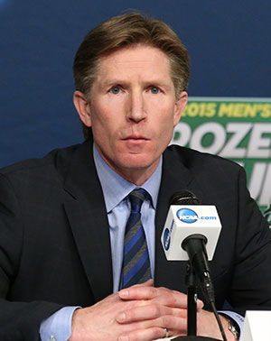 NCAA: Another One That Got Away - Despite Frozen Four Failure, Hakstol Best Leader For Nameless Squad