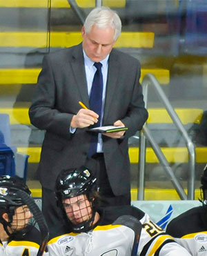 AHA: Wright Steps Down As AIC Coach After 32 Years