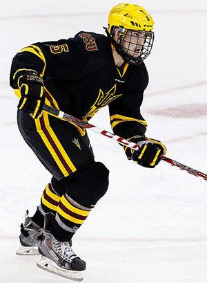 NCAA: Arizona State's Krygier Learned Lessons Well