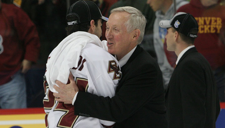 NCAA: BC And Jerry York, 'Ever To Excel'