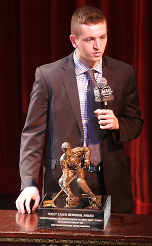 NCAA: Vesey - 'It's What Felt Right'