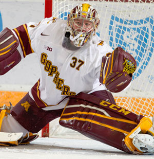 BIG10: Minnesota Hopes BC Win Is Sign Of Things To Come