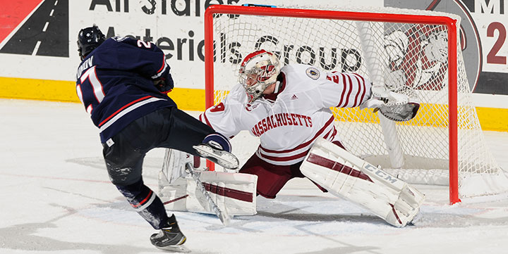 Hockey East: Renyard The Right Fit For UMass