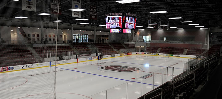 ECAC: New Rink, Fresh Start For Colgate