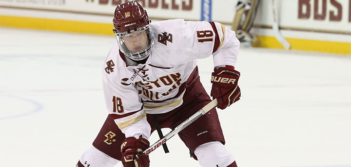 Hockey East: No Excuses - BC's Expectations Stay High Despite Young Roster