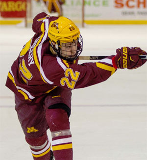BIG10: Sheehy Leading The Pack In Gophers' Title Hunt
