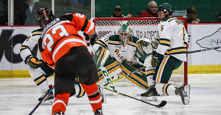 NCAA: Team Of The Week - Northern Michigan