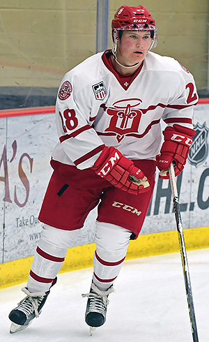 Hockey East: USHL Forward Of The Year Headed To Northeastern
