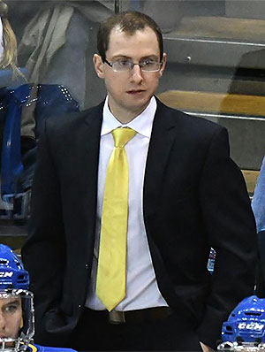 WCHA: Largen Named New Head Coach At Alaska