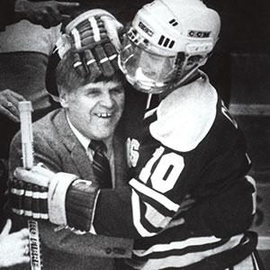 Hockey East: Long-Time BC Coach Ceglarski, 91, Passes Away