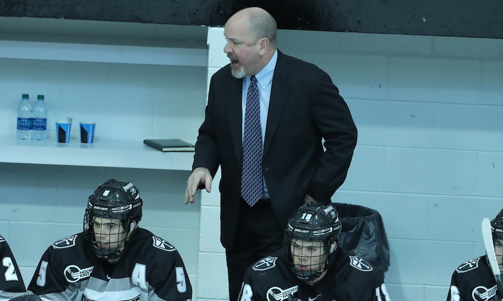 Hockey East: Merrimack Makes Scott Borek Hiring Official