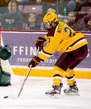 BIG10: Q&A With ... Minnesota Forward Casey Mittelstadt