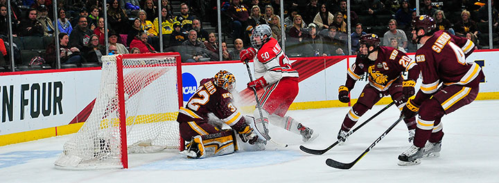 Minnesota-Duluth Heads Back to the National Title Game : College