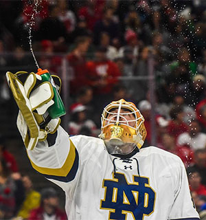BIG10: Notre Dame's Smooth Transition