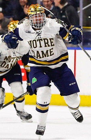 Notre Dame Heroes Going 'Home' For Chance At Title