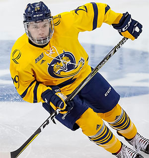 ECAC: Tufto The Latest Quinnipiac Freshman To Make Big Impact