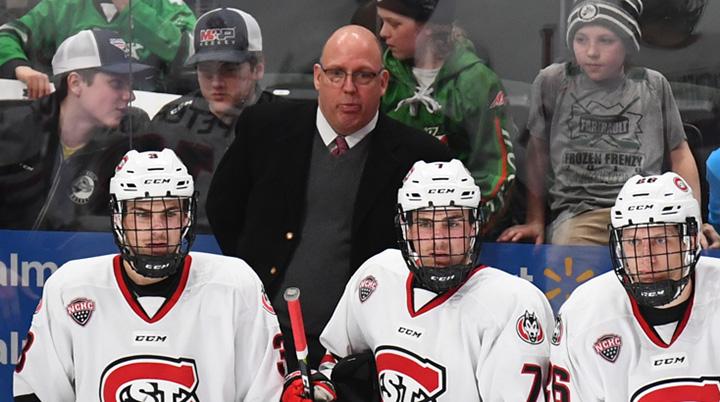 Motzko Leaving St  Cloud For Minnesota : College Hockey News
