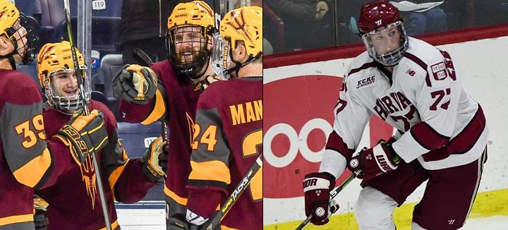 Arizona State-Harvard Series Showcased Stark Differences