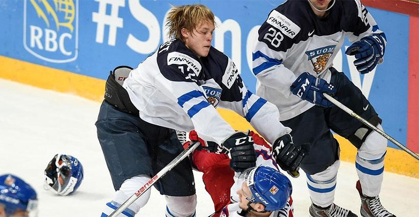 Finnish Revolution Hits Frozen Four College Hockey News