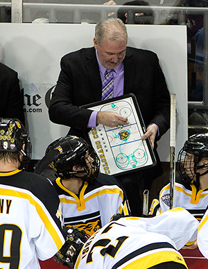 NCHC: Roadblocks For CC In Attempts To Build On Last Season