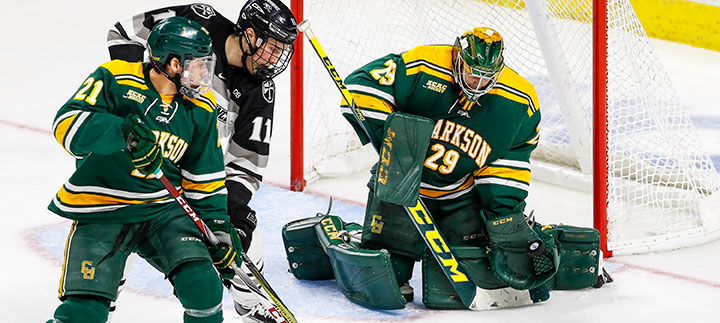 ECAC: Clarkson Faces Many Questions