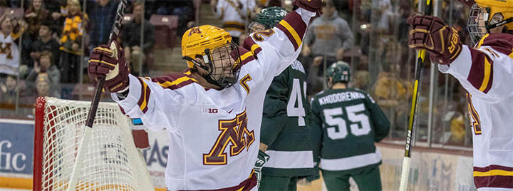BIG10: Motzko Searching For The Right Buttons In Minnesota