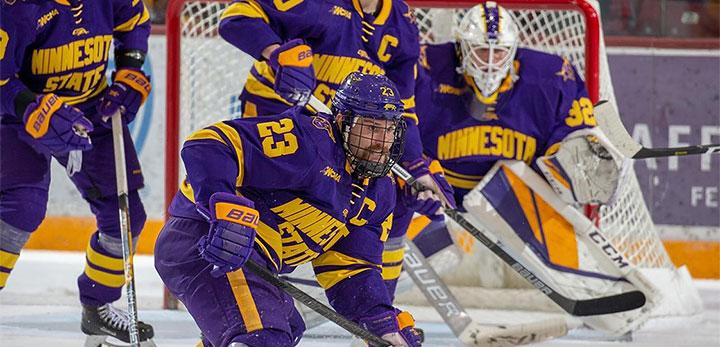 WCHA: Team Of The Week - Minnesota State