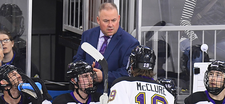 Q&A With ... Minnesota State, Team USA Coach Mike Hastings (Friday)