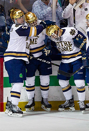 BIG10: After Shaky Start, Notre Dame On The Rise Again