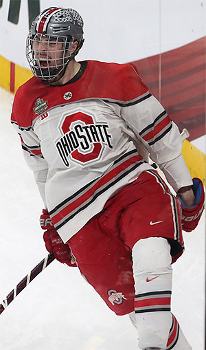 huge discount e9f6d 6f370 Ohio State Has All the Pieces For Return to Frozen Four ...