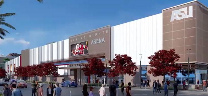 Asu Calendar 2021-2022 ASU Committee Approves New Arena Plan : College Hockey News