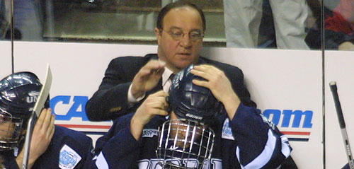 UNH coach Dick Umile thinks his three rookie defensemen will be just fine.