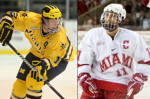 Miami And Michigan Appear To Be Class Of CCHA Again In 2010-11