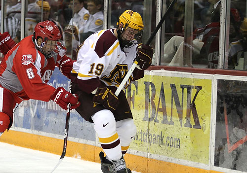 WCHA: Can CC Avoid Another Late-season Collapse?