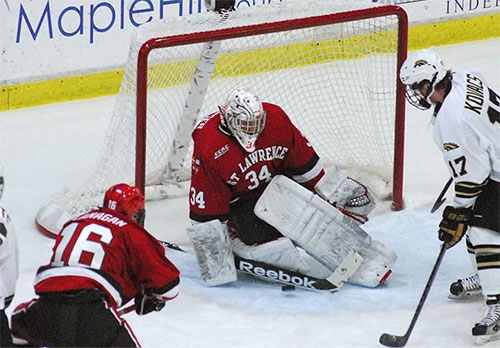 NCAA: CHN's Team Of The Week - The ECAC's St. Lawrence