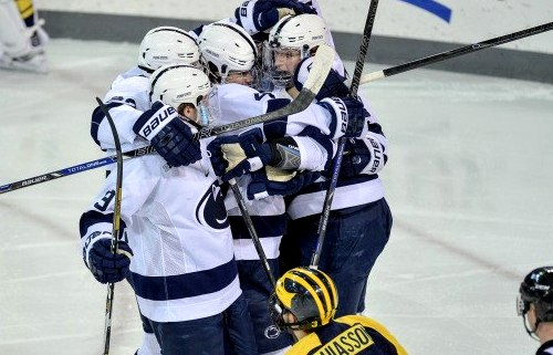 BIG10: Penn State Thrashes No. 10 Wolverines In State College For First Conference Win, First Win Against Highly Ranked Team