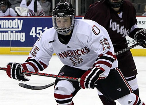 NCHC: 128 Seconds - Archibald's Two OT Winners Weren't Only Weekend Contributions