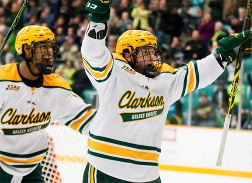 NCAA: CHN's Team Of The Week - Clarkson