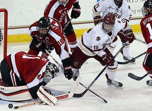 Hockey East Championship Preview : College Hockey News