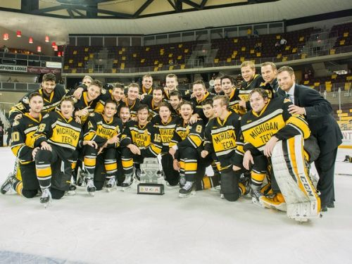 IceBreaker - Michigan Tech Takes The Trophy