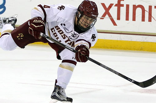 Team Of The Week: Boston College