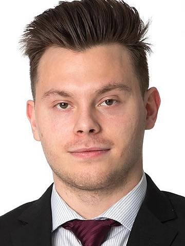 Jonny Evans headshot